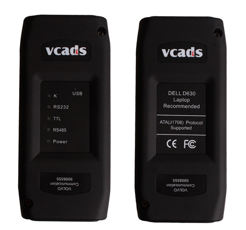 VOLVO VCADS & VOLVO Interface 9998555